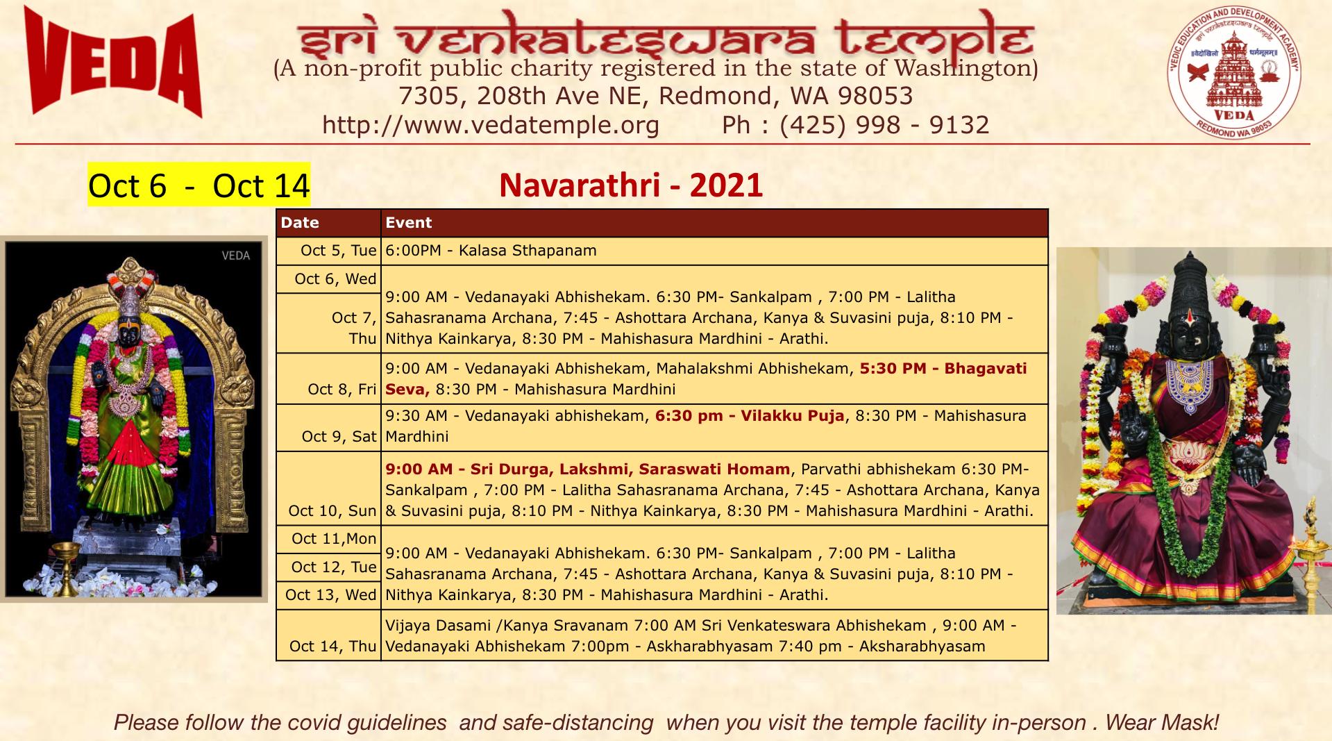 Navarathri - 2021