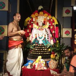 Diwali Celebrations: Swarna Pushpa Archana