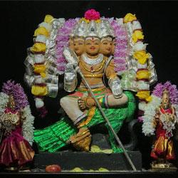 Shankhabhishekam for Karthigai Somavaram
