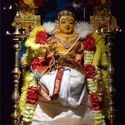Dakshinamurthi Alankaram