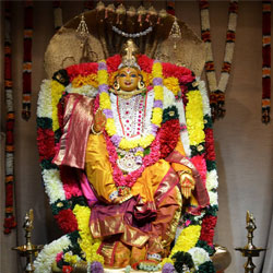 Navarathri at Veda Temple, 2015